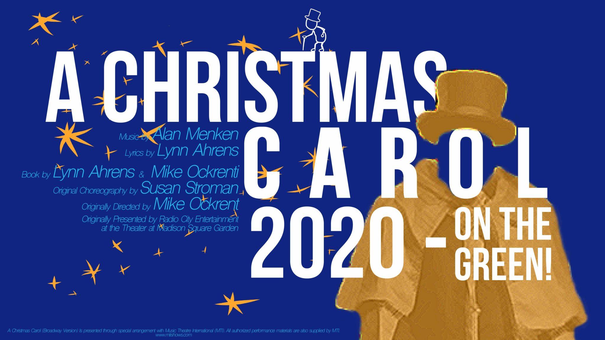 A Christmas Carol 2020 On The Green Elm Street Cultural Arts