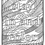 Madison Coloring Page 1