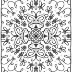 Madison Coloring Page 5